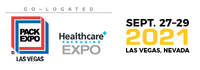 PACK EXPO Las Vegas and Healthcare Packaging EXPO 2021 logo